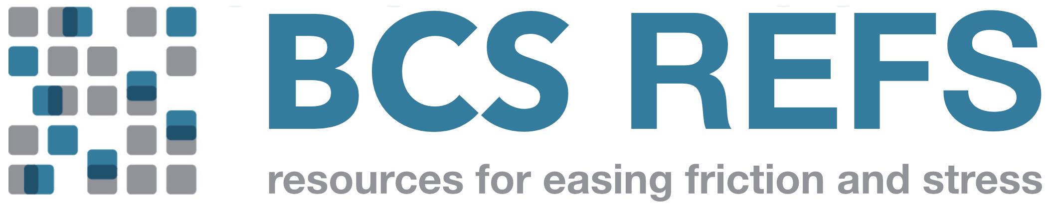 BCS REFS logo